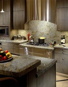 Love the counters and backsplash
