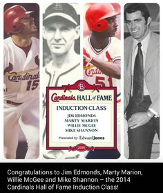 2014 Hall of Fame a Inductees