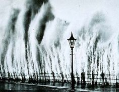 1938 New England Hurricane - my mother always talked about going through this in Bridgeport, CT