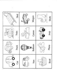 Transportation « Kindergarten Nana