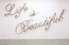 Farhad Moshiri - Life is Beautiful
