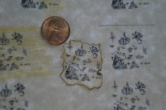 Map - Miniature