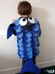 Fish Felt costume !!!