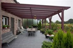 Pergola Ideas - Bing Images-Lots of Pergola Pictures, good source.