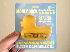 Quick question for a lesson. How much would you pay for the Money Duck?  from Dan Meyer @DeeDee Meyer on Twitter