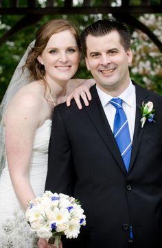 Toronto Blue Jays Themed Baseball Wedding