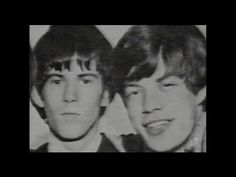 The Rolling Stones - The Beginning by Mick, Keith and Charlie - YouTube