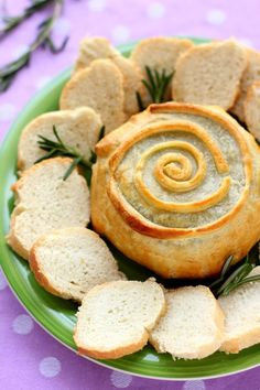 Brie En Croute w/Figs and Rosemary