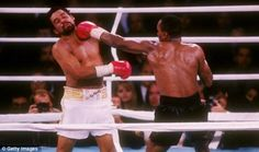 Sugar Ray Leonard Vs Roberto Durán