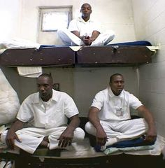 34. THE DHAMMA BROTHERS - Introduce Vipassana meditation to inmates in one of Alabama's worst prisons and what do you get? Changed lives.