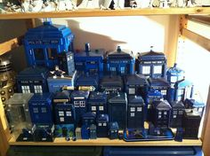 The TARDIS - you can never have too many...