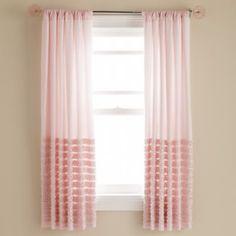 Cute Ruffle Curtains