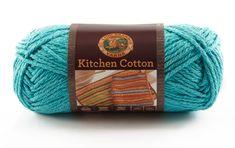 Kitchen Cotton Yarn from Lion Brand Yarn