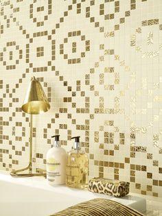 Ceramic #Mosaic PARFUM by LOVE CERAMIC TILES