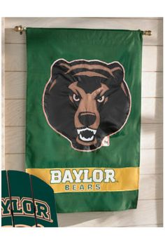 #Baylor banner -- I've seen these on houses and at tailgates!