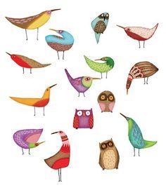 ilustración de Lisa Evans