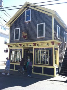 "The ""Squealing Pig"", Provincetown, MA"