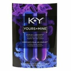 KY Yours and Mine Couples Lubricants [Health and Beauty] by K-Y. $18.00. http://www.letrasdecanciones365.com/detailp/dpeak/Be0a0k6oWh8aOcDqMyAp.html