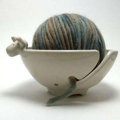 knitting bowl!