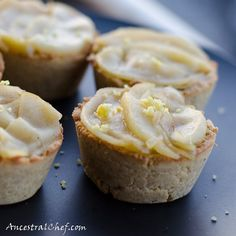 Apple Tartlets from Ancestral Chef http://civilizedcavemancooking.com/grain-free-goodies/guest-post-apple-tartlets-from-ancestral-chef/