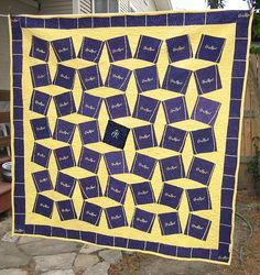 Crown Royal Bag Quilt