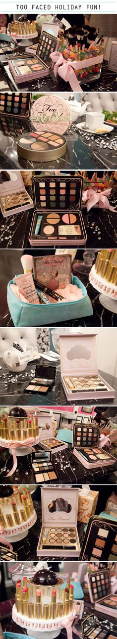 Something Sweet is Baking at Too Faced This Holiday Season