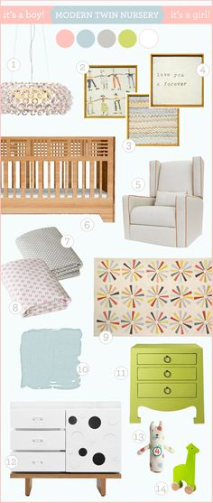 Nursery Nuances: Nursery by Tiffany! via @Sarah Nasafi Grayce blog #laylagrayce #nursery #design
