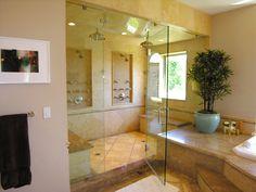 10 Best Bathroom Remodeling Trends : Home Improvement : DIY Network - MULTI SHOWER HEADS