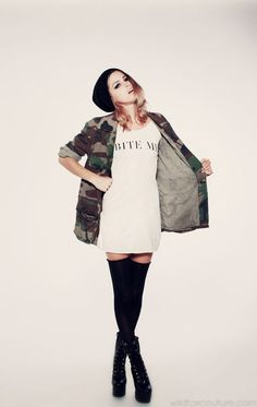 fashion, style, dress, outfit, wildfox