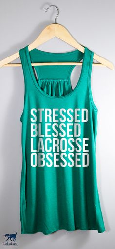 Rep the #lacrosselif