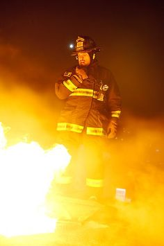 LION Janesville® turnout gear in action. | Shared by LION