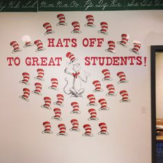 A Dash of Ash: Oh, the Places Youll Go (for a Cute Classroom)... DR. Seuss Classroom