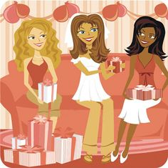 Shower Party  Whether it is a wedding shower or a baby shower, the woman at the center is  ready to be pampered.  She can set up a registry of items guests can purchase  for her, and all of the guests will be invited to sample the bride/new mother's  favorite products. Traditional bridal/baby shower games can be played,  incorporating Mary Kay products as prizes and props.