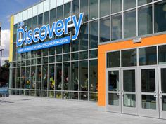 Kids Discovery Museum in Reno
