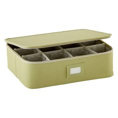 Our Cup/Mug Storage Case is the ultimate combination of style and substance.