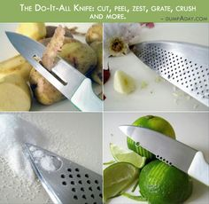 The Do It All Knife
