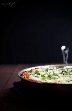 Mushroom Skillet Lasagna Recipe - Savory Simple