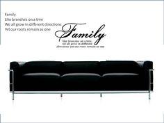 Vinilo Frase FAMILY