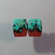 Sonoran Sunrise Jasper Pair