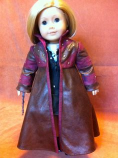 Nymphadora Tonks Red Coat by DressMeMagic on Etsy, $45.00