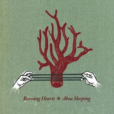 Burning Hearts Album Art