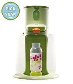Baby Bottle maker....seriously why didn't they have this before. Oh well, for future grandkids.