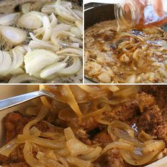 Fried Minute Steak with Onion Gravy - This was yummy and easy. Even the little kids liked it. Will definitely make again.