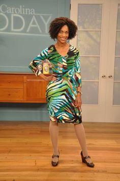 Valonda's wardrobe courtesy Tommy Bahama