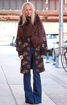 outfits, galleries, fashion weeks, hairstyles, furs, street styles, jeans, fashion zone, new york fashion