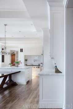 Watermark {1} Kitchen // Veranda Estate Homes & Interiors