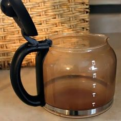 The Right Way to Clean Your Drip Coffee Maker Using Basic Natural Ingredients
