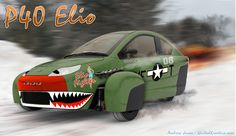 Elio Motors Concept Designs By Unitedkreative Com On
