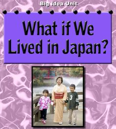 Here is a super fun Japan unit for elementary grades.