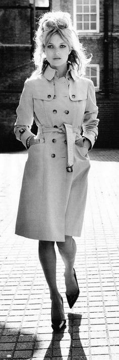 Timeless Trench.